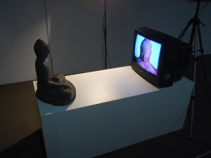 Nam Jun Paik - TV Buddha