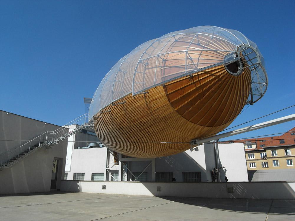 dox centre for contemporary art   u201cairship gulliver u201d    u201carchitecture of the vii day u201d    u201cmaterial